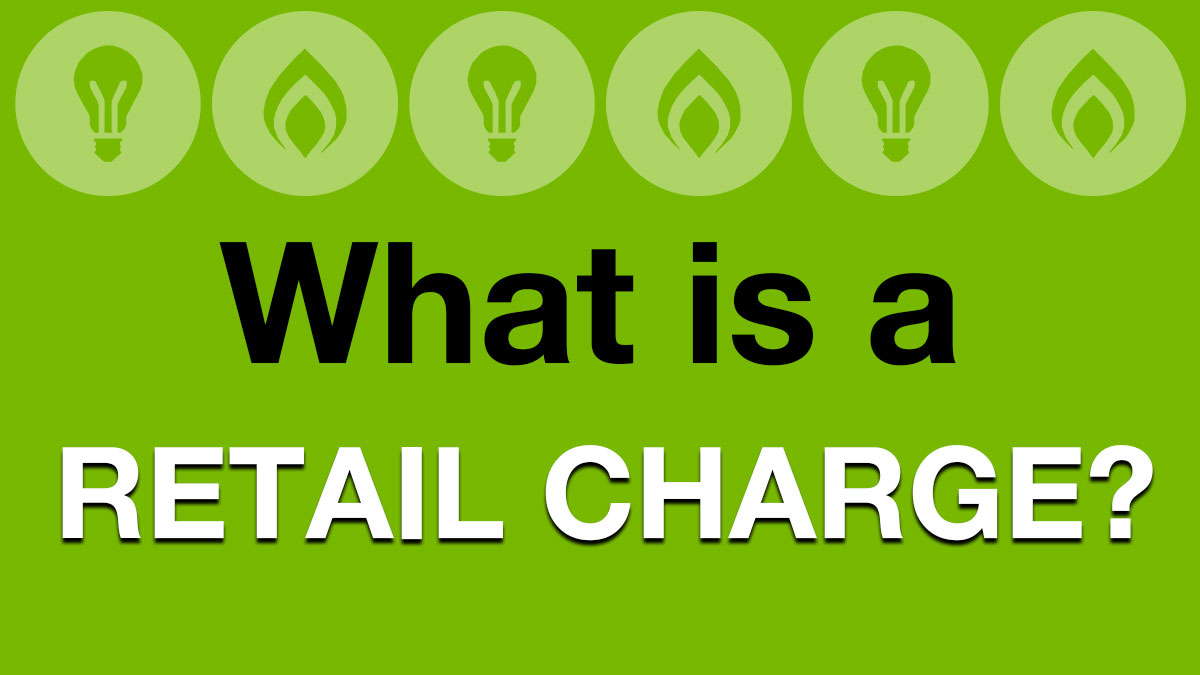 Glossary: Retail Charge